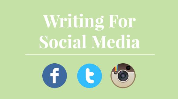status for social media updates