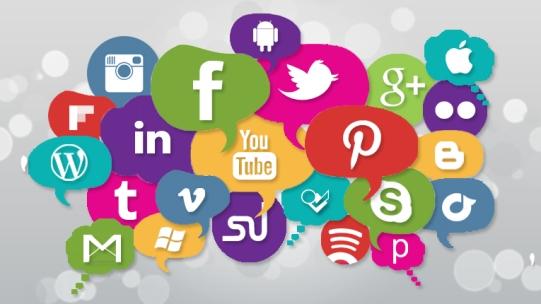status updates on social media