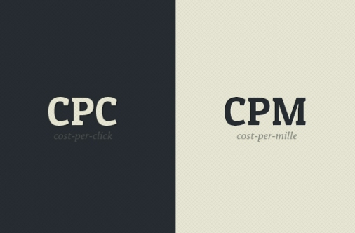 Adsense Pays CPC and CPM